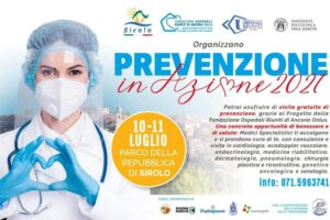 Evento: Prevenzione in azione 2021